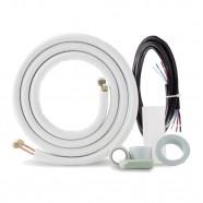 Imagem - Kit Instalação de Ar Condicionado Split 12000 a 18000 Btus cód: MKP001006000661