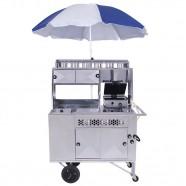 Imagem - Carrinho 2 Em 1 Hot-dog E Lanche Com Caixa Térmica R2 cód: MKP001227000402
