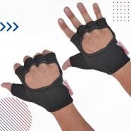 Imagem - Luvas Fitness para Musculação Academia M cód: MKP001244000168