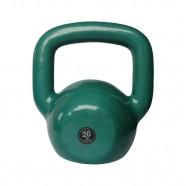 Imagem - Kettlebell Emborrachado Treinamento Funcional Fitness 20,0kg cód: MKP001256000095
