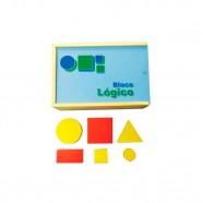 Imagem - Brinquedos Educativos Bloco Lógico 48 Peças cód: MKP001256000376