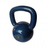 Imagem - Kettlebell Emborrachado Treinamento Funcional Fitness 16,0kg cód: MKP001256002133