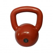 Imagem - Kettlebell Emborrachado Treinamento Funcional Fitness 18,0kg cód: MKP001256002134