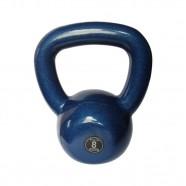 Imagem - Kettlebell Emborrachado Treinamento Funcional Fitness 8,0 Kg cód: MKP001256002138