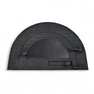 Imagem - Porta Forno Ferro Igloo com Vidro Libaneza R Boquino cód: MKP001256002574