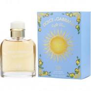 Imagem - Perfume D&G Light Blue Sun Dolce & Gabbana Spray 125 Ml cód: MKP001295020760