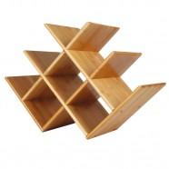 Imagem - Rack Para Vinho Bamboo Mor cód: MKP001300000901