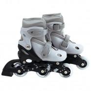 Imagem - Roller Infantil Cinza Tamanho P 30 33 Mor cód: MKP001300000903