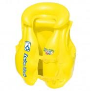 Imagem - Colete Inflável Infantil Premium Amarelo Mor cód: MKP001300001309