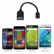 Imagem - Cabo Adaptador Celular Micro Usb Otg Tablet cód: MKP001345000161