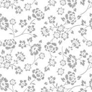 Imagem - Papel De Parede Estampa Floral Ppflo204 cód: MKP001450000726