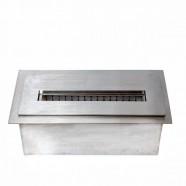 Imagem - Kit Queimador para Lareira 60cm e Porta Bebidas 2x1 cód: MKP001539000030