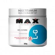 Imagem - Glutamina LG 300g Max Titanium cód: MKP001541000018