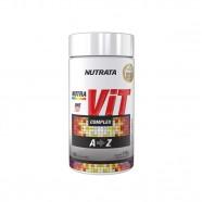 Imagem - Multivitaminico Nutra Vit Complex 60 Caps Nutrata Sabor Caps cód: MKP001541000442