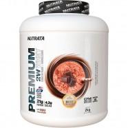 Imagem - Premium Whey Concentrado e Hidrolisado Sabor Chocolate 2kg cód: MKP001541000464