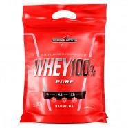 Imagem - Whey Protein 100% Pure Baunilha 907g Refil Integralmedica cód: MKP001541001302