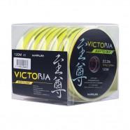 Imagem - Linha Soft Amarela Monofilamento Maruri 600m 0.30mm 13.9lbs cód: MKP001606000597