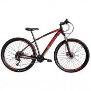 Imagem - Bicicleta Aro 29 21 Marchas Shimano e Freios a Disco 15´´ cód: MKP001667000407