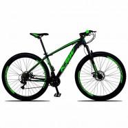 Imagem - Bicicleta Aro 29 21 Marchas Shimano e Freios a Disc 15´´ cód: MKP001667000412
