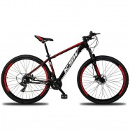 Imagem - Bicicleta Aro 29 24 Marchas Shimano Freio Hidraulico 21´´ cód: MKP001667000450