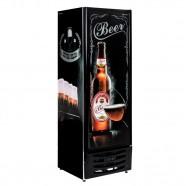 Cervejeira Gallant 450L 1 Porta Cega Adesivada 220V Mono