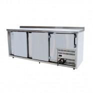Imagem - Balcão de Serviço Gallant Standard Inox 190cm 3 Portas 220V Mono cód: P61360101020231211