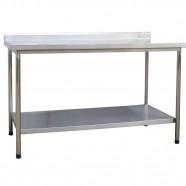 Imagem - Mesa de Serviço Gallant Standard Inox 1200mm com Grade cód: P71360101012301010