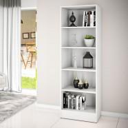 Imagem - Biblioteca Viero Mirage Branco 20570 cód: RK1881734010203031