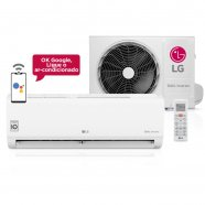 Imagem - Ar Condicionado Split LG Voice Dual Inverter 12000BTUs Q/F 220V S4UW12JA31A.EB2GAMZ cód: 010101001AM1224221