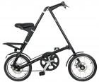 Bicicleta Dobrável Preta - Cicla