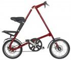 Bicicleta Dobrável Vermelha - Cicla