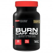 Burn Caff 420 60 Caps - Bodybuilders