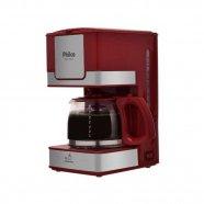 Imagem - Cafeteira Elétrica Philco PH31 Vermelho Aço Escovado 110V cód: MKP000335002603