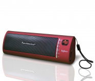 Caixa de Som Portátil Vermelha Mod. HIPBOX - Pure Acoustics