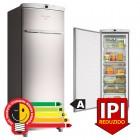 Imagem - Freezer Brastemp Flex 1 Porta Vertical 228 Litros Inox Frost Free 127v cód: B100600020804060201