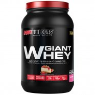 Giant Whey Morango - Bodybuilders