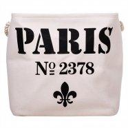 Laundry Paris Quadrado - 34cm x 38cm x 38cm - Trevisan Concept