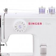 Imagem - Maquina de Costura Start 1036 5 Pontos Branco Singer 220V 230101423 cód: A91600010140301111