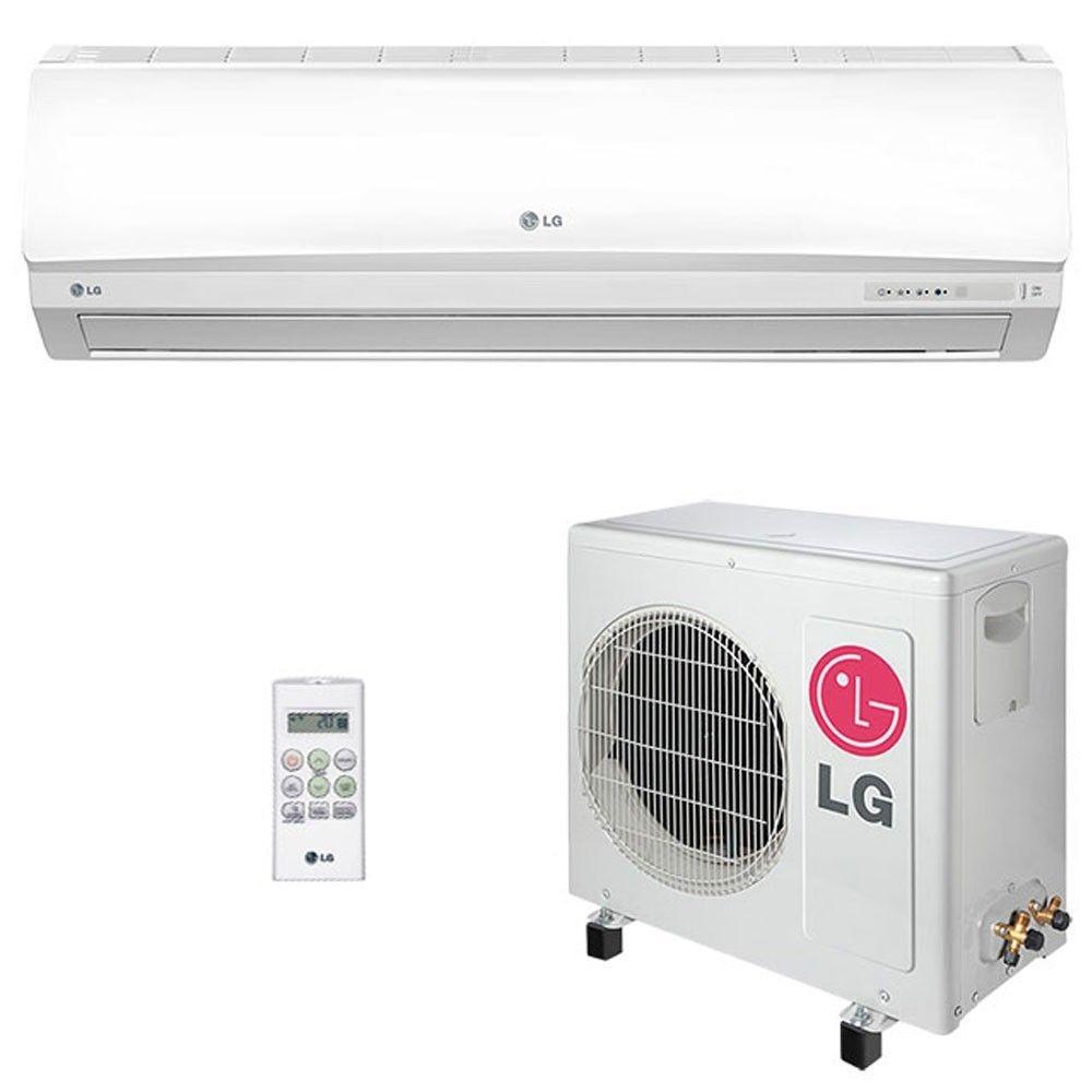 801b0df59 Ar Condicionado Split LG Smile 9000 BTUs Quente Frio 220V TS-H092YNW0