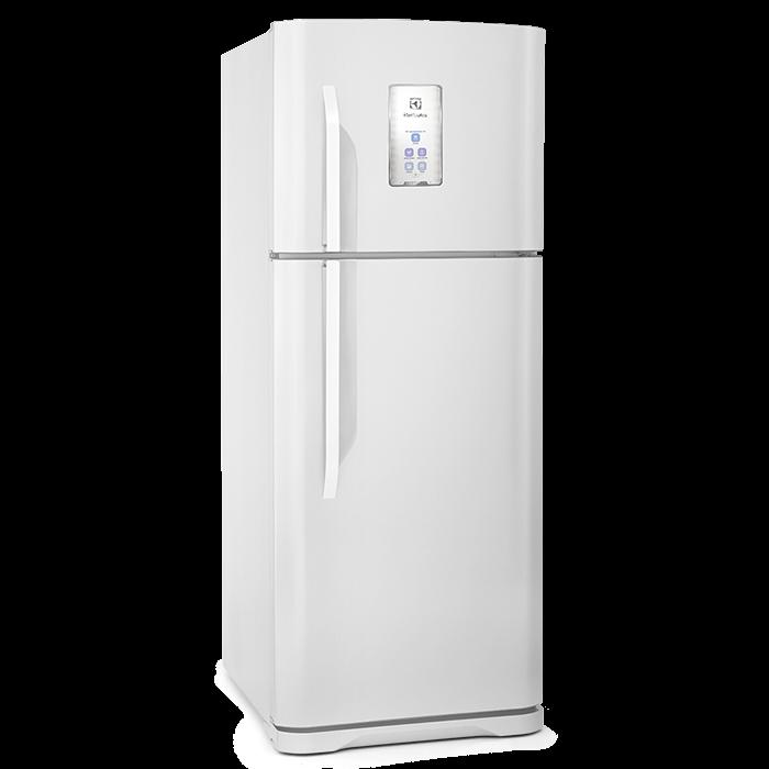88959c124 Refrigerador Duplex 433 litros Frost Free Branco 220v - Electrolux (TF51)