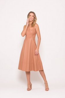 Vestido Sara Gold 21111