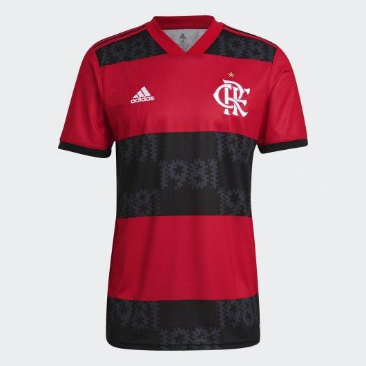 Camisa 1CR flamengo 21 Adidas Gg0997