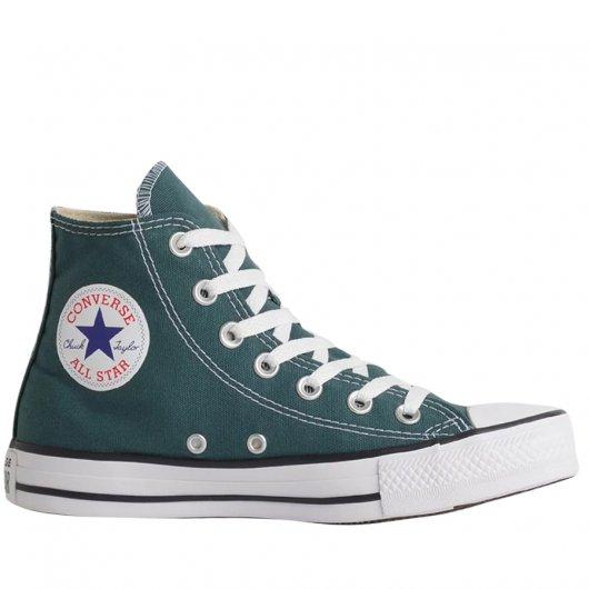 Tenis botinha verde escuro All Star-converse Ct04190040