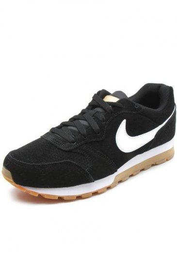 Tenis Nike md Runner 2 Suede Aq9211-001