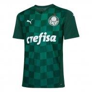 Imagem - Camiseta Palmeiras 20/21 masculina sem numero verde cód: 599505