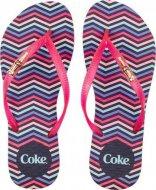 Imagem - Chinelo Coca-cola Feminino Pink Cc3060 cód: 598826