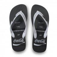 Imagem - Chinelo de dedo masculino Coca Cola Cc3087 cód: 599087