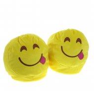 Imagem - Pantufa Emoji cód: 590378