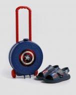 Imagem - Sandalia Avengers Hero Pack 21902 cód: 592439