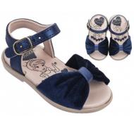 Imagem - Sandalia Grendene Disney Princesas Azul Marinho cód: 592423